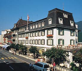 Hotel Krebs  en Interlaken