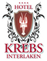 Logo Hotel Krebs en Interlaken
