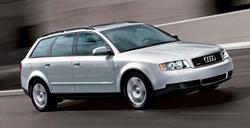 Alquiler de coches en Suiza - Audi A4