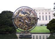 Sede de Las Naciones Unidas en Ginebra, Suiza