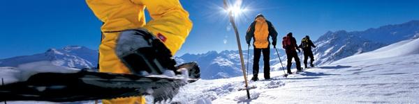 Combine la naturaleza con monta�as nevadas en Suiza