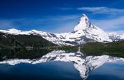 Matterhorn Paraiso Glaciar